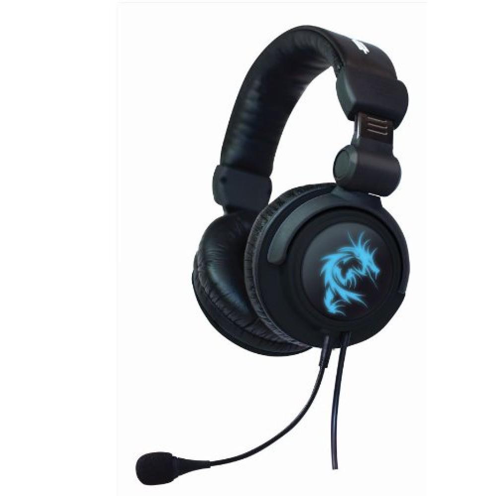 Dragon War Beast Over-The-Ear Headset Head Phone